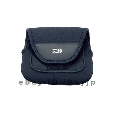 Daiwa Spinning Reel Soft Case SP-MH (Size 3000~4000) Black 797122