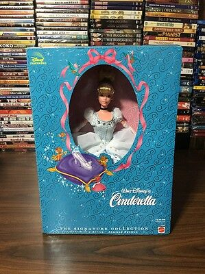 Mattel Walt Disney's Cinderella Collector Dolls Limited Edition