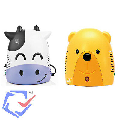 SisiBaby inhalateur petite vache petit ours enfants adolescents adults médical