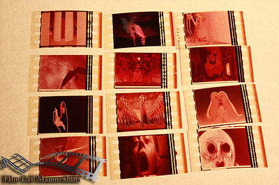 PINK FLOYD THE WALL - Rare 12 35mm Film Cell Lot movie memorabilia Aus Seller