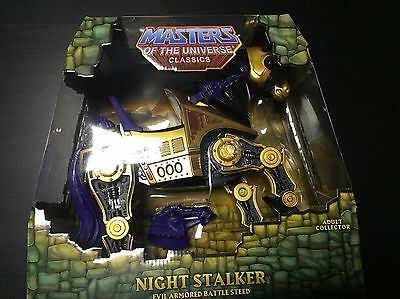 Masters of the Universe Classics - Night Stalker - Neu & OVP