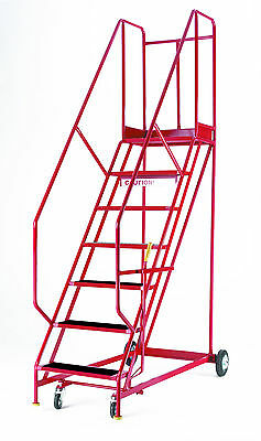 Redhill Fourteen Tread Safety Steps For Warehouse And Workshop