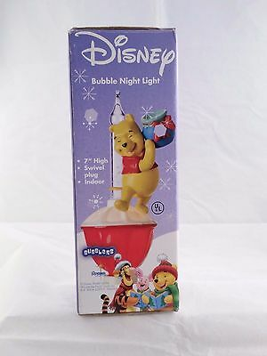 Disney Bubble Night Light Winnie the Pooh
