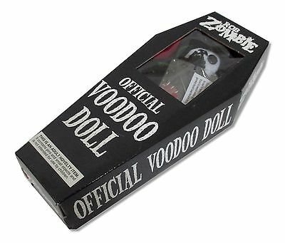Rob Zombie Original Voodoo Doll New Authentic Merchandise