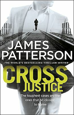 Cross Justice: (Alex Cross #23) by James Patterson PDF Book File for PC MAC IPAD