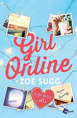 Girl Online by Zoe (aka Zoella) Sugg PDF Book File Download for PC MAC IPAD