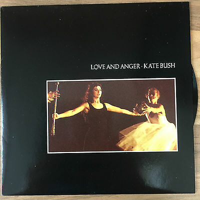 Kate Bush - Love And Anger 7""