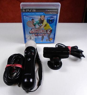 Sony PS3 original Move Sports Champion 2 Starter-Pack TOP