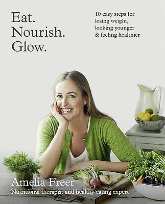 Eat.Nourish.Glow 10 easy steps for losing weight Amelia Freer PDF Book 4 PC MAC