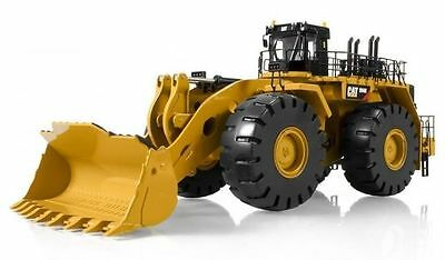 Cat 99H Wheel Loader 1/50 scale construction model by Tonkin Replicas