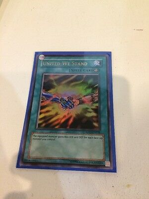 United We Stand - RP02-EN038 - Ultra Rare NM Retro Pack 2 Yugioh