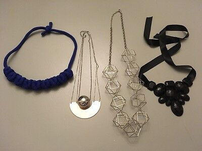 Cos Necklaces and Others
