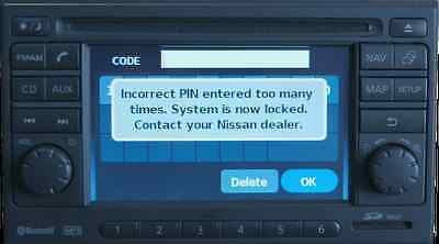 Nissan Lcn Eu / Vauxhal Touch & Connect / Suzuki Decoding And Unlocking Service