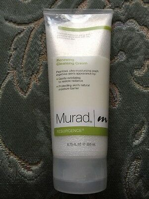 Murad Renewing Cleansing Cream 200ml New Sealed Cleanser Authentic