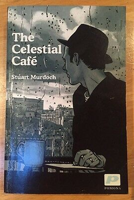 The Celestial Cafe by Stuart Murdoch (Paperback, 2010) Rare Signed Edition