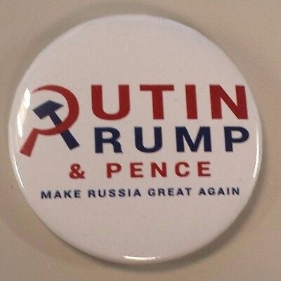 Putin, Trump ..... & Pence - Make Russia Great Again