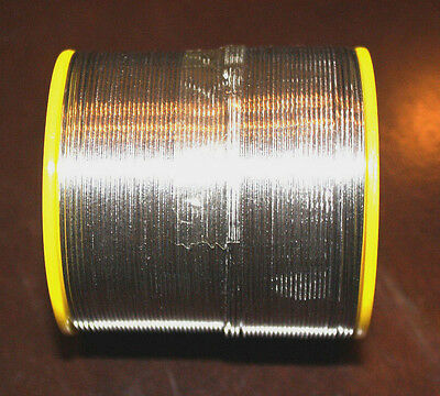 New 1/4 lb 1.5mm Lead Free Aluminum Solder Wire 96 Sn/ 4 Ag Wire Roll Soldering