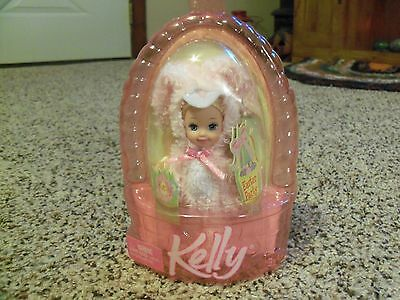 2004 MATTEL DOLL EASTER PARTY KELLY DOLL - New in pkg