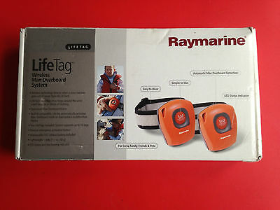 Raymarine LifeTag Man Overboard System