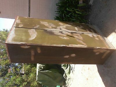Steel Storage Unit Locking Doors Antique