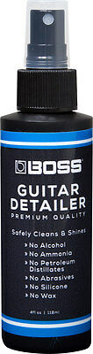 Boss BGD-01 4oz Pump Spray Guitar Detailer