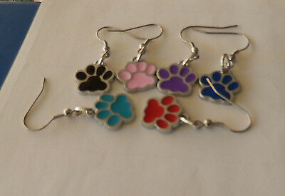 Paws, Dogs, Pooches, Dog breeds, Animal paws, earrings