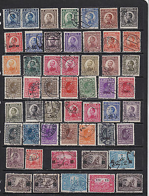 Yugoslavia Quality Selection of Early Definitive Stamps (Yu271121)
