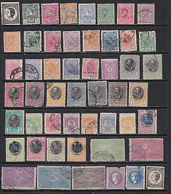 Serbia Superior Early Stamp Selection  (Se28123)