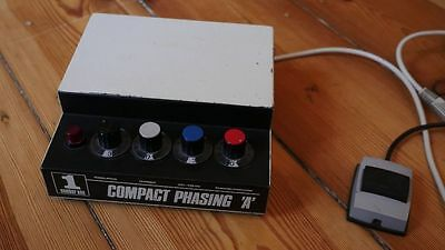 Schulte Compact Phasing A - The Krautrock Phaser original 70s