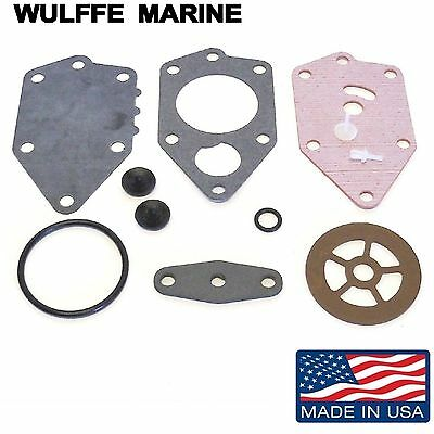 Fuel Pump Kit for Johnson Evinrude 20 25 28 30 Hp 1990-up 438616 433519 18-7800