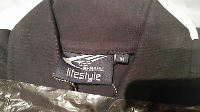 Subaru World Rally Team Lifestyle Heavy Wieght Polo New With Tags Size M