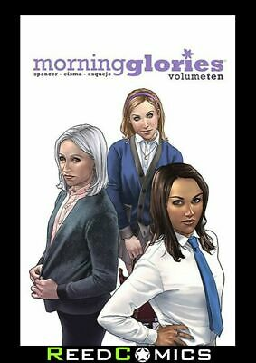 MORNING GLORIES VOLUME 10 GRAPHIC NOVEL New Paperback Collects Issues #47-50