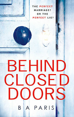 Behind Closed Doors (2016) by B. A. Paris * Thriller * PDF Book for PC MAC IPAD