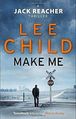 Make Me: (Jack Reacher 20 Thriller) by Lee Child 2016 PDF Book for PC MAC IPAD