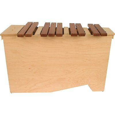 Lyons Xylophone Chromatic Bass Add-On with Rosewood Tone Bars, BRAND NEW