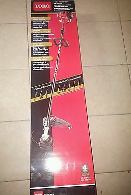 TORO 2 cycle straight shaft trimmer model 51978