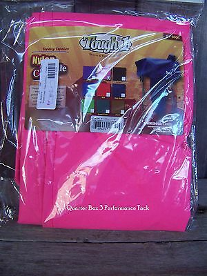 Saddle Cover - Total Cordura (Pink)