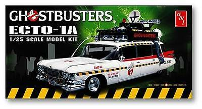 AMT Ghostbusters ECTO-1A Cadillac model kit 1/25