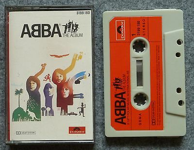 ABBA – The Album - MC Cassette - Polydor - Germany - TOP
