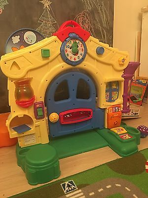 Fisher Price Laugh And Learn House Door