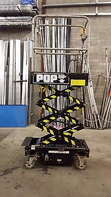 £700 POP UP PLUS access platform scissor lift £900 FREE DELIVERY