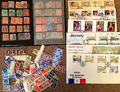 Stamp Collection / Album And First Day Covers Victoria - Present Day