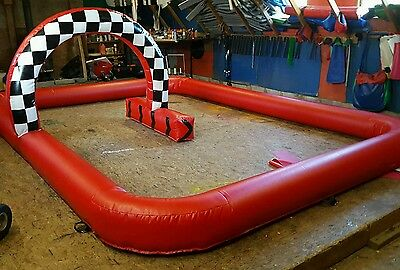 Inflatable Race Track ( didicar/happy hoppers )