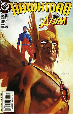 Hawkman #8 (Dec 2002, DC) The Atom Gradable