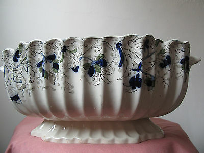 Copeland late Spode blue and white deep serving dish.