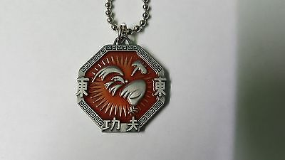 Rooster Jackie Chan Adventures Talisman Amulets Zodiac Medallions