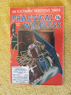 Practical Wireless April 1960