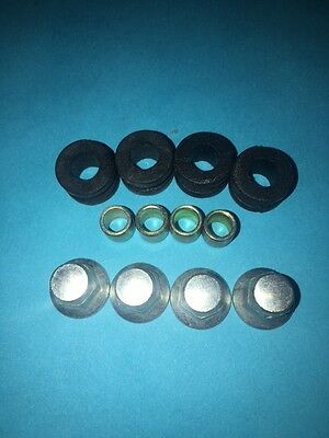 Holden Engine Cover Mounting Set Complete Vs Vt Vx Vy Vu Commmodore 3.8L Ecotec
