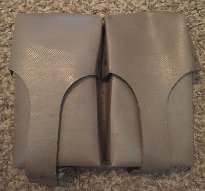 VINTAGE MILITARY AMMO POUCH 12-120-8765 Dual Magazine FN FAL