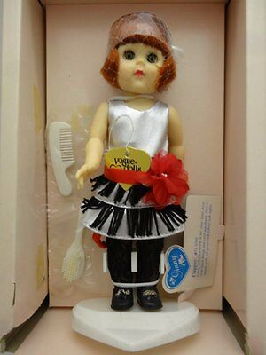 """Vogue Dolls Ginny Flapper #71-2760 New In Box, Red Hair 8"""""""